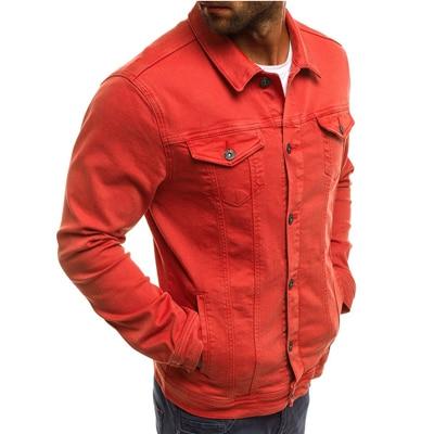 DIMUSI Spring Mens Denim Jacket Fashion Male Jeans Jackets Slim Fit Casual Streetwear Vintage Men Jean Outwear Clothing.TA325 5