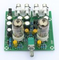 Válvula Per6J1 pre-amp amplificador 6J1 Tube Junta Preamplificador estéreo Bajo de Musical Fidelity X10-D circ kits de bricolaje