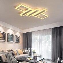 Neue Kreative Minimalismus LED Deckenleuchten Wohnzimmer Deckenleuchte Schlafzimmer Beleuchtung Lampara Techo Plafonnier Lampe Decke