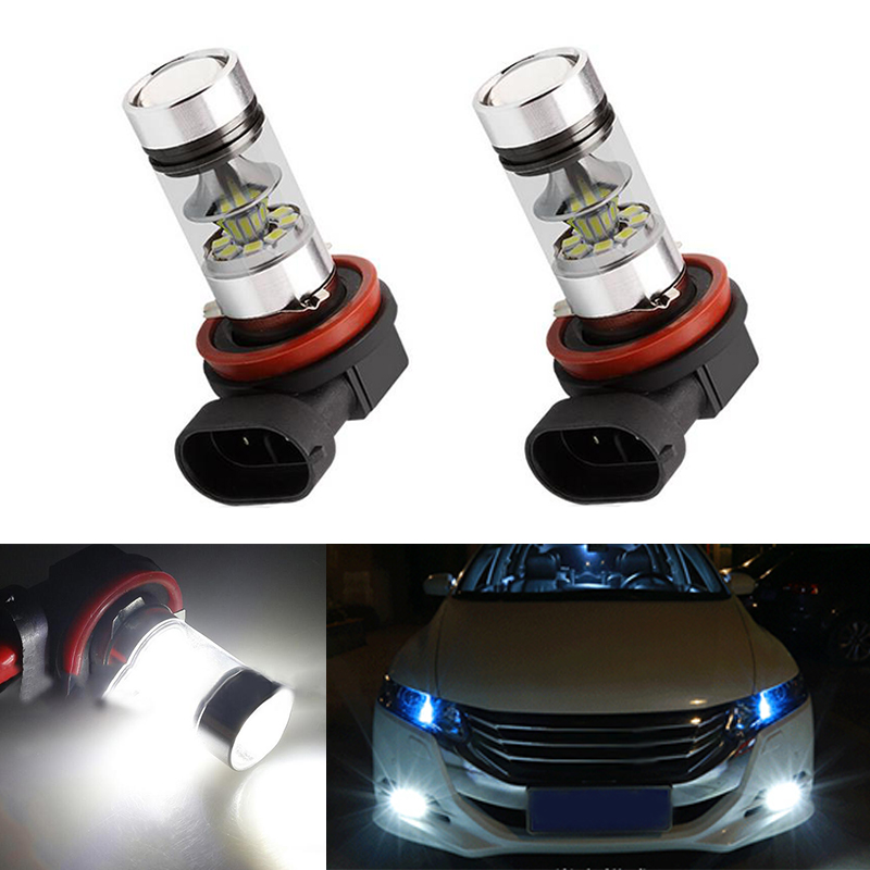 Fits Nissan Cube Z12 Yellow 4-LED Xenon Bright Side Light Beam Bulbs