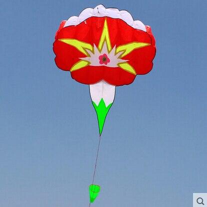 Sports d'amusement en plein air nouvelle haute qualité 5 m puissance matin gloire logiciel cerf-volant/fleur cerfs-volants bon vol usine sortie