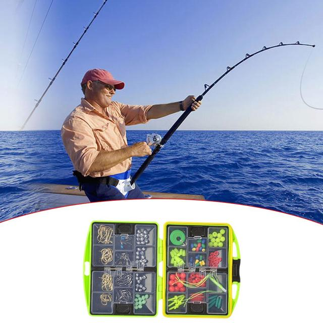TSAI Professional Bait Combination Suit With Carry Fishing Lures Fishing Accessories