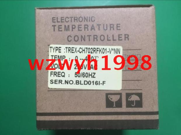 SKG genuine CH702R high gold temperature controller SKG TREX-CH702R temperature control REX-CH702RFK01-V*nn genuine skg aluminum smart table trex ch412a aluminum temperature control device trexch412a