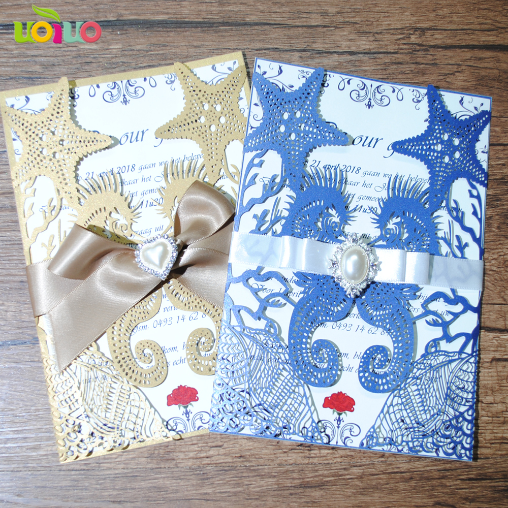 Handmade Wedding Invitation Cards: 2018 Newest Elegant Fancy Handmade Paper Laser Cut Wedding
