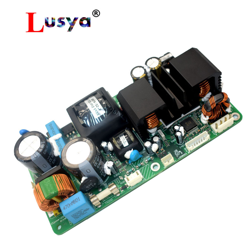 New ICEPOWER ICE125ASX2 power stage Digital HiFi amplifier board stereo power amplifiers module C1 005-in Amplifier from Consumer Electronics    1