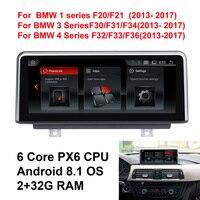 IPS car dvd player for BMW F30/F31/F34/F20/F21/F32/F33/F36 original NBT system Android 8.1 autoradio gps navigation multimedia