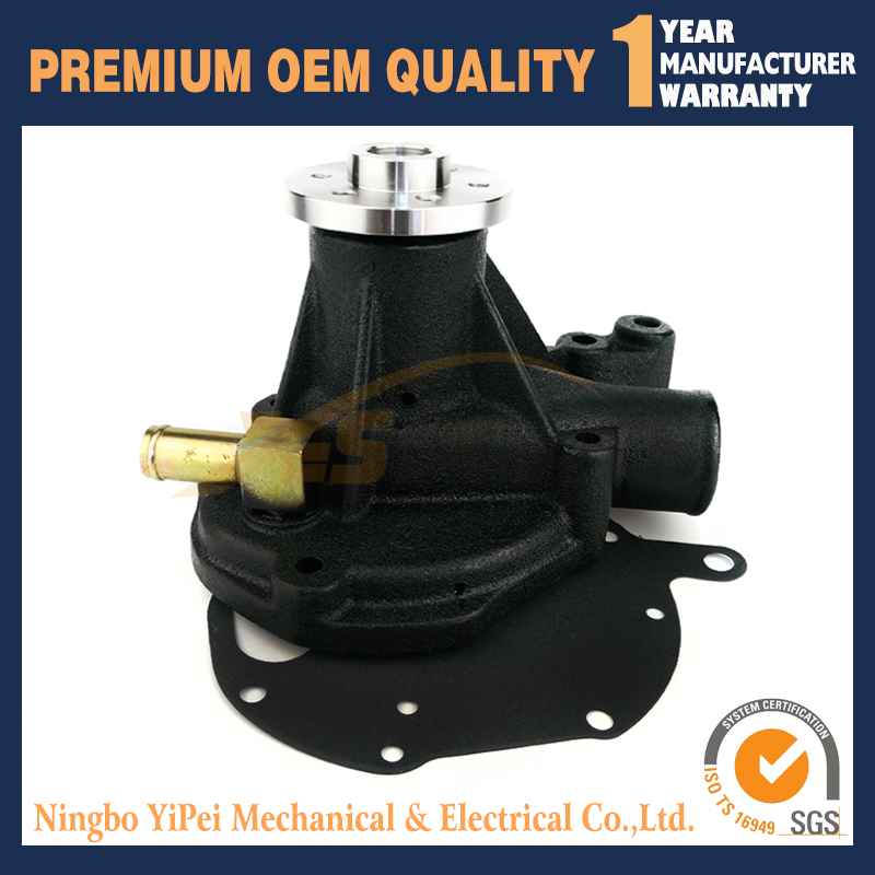 Buy D1146T ENGINE WATER PUMP 65.06500-6138 FOR DOOSAN DH220-3 excavator for only 92 USD