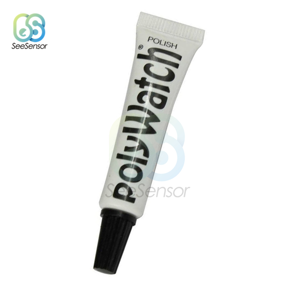 Polywatch Watch Plastic Acrylic Watch Crystals Glass Polish Scratch Remover Glasses Repair Vintage 5g in Power Tool Accessories from Tools