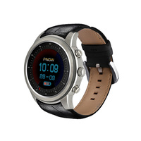 Wholesale Heart Rate Wristwatch X5A Support WiFi GPS Bluetooth Android 3G Watch with 2GB RAM 16GB ROM Watch Wearable Devices