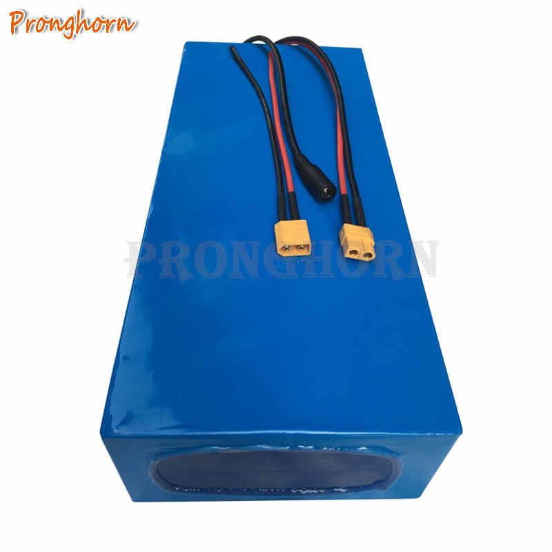 60V Lithium ion Battery Pack 60V Electric Scooter Battery 60V 15AH Electric Bicycle Battery 60V 15AH Ebike With 67.2V 2A Charger