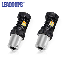 2pcs T20  Brake Lamps 1156 BA15S 1157 BA15D Car LED Bulb Auto DRL Stop Reverse Clearance Light Strobe 12V 4w CJ