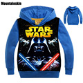 New Fashion Kids Hoodies Boys Sweatshirts Winter 2-9Y Children's Hooded Jackets Cartoon Coats Outerwear Boys Cotton Tops SC745