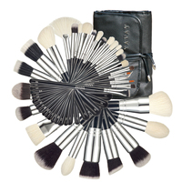 YAVAY 32pcs Premium Master Make Up Brush Set High Quality Soft Taklon Goat Hair Professional Makeup