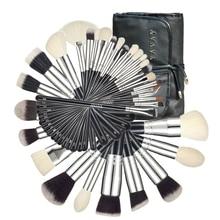YAVAY 32pcs Premium master Make Up brush set High Quality Soft Taklon Goat Hair Professional Makeup Artist Brush beauty Tool Kit