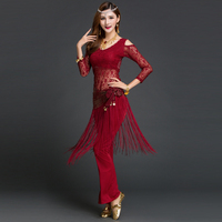Sexy woman belly dance clothes single lace dance dress for women belly dance dress lady fashion costumes M/L dance clothing
