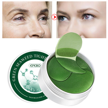Anti Aging Seaweed Collagen Eye Mask for The Eye Care 60pcs Eye Patch Moisturizing Anti-Wrinkle Eye Patches Dark Circles Remover
