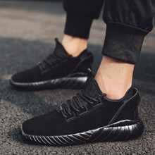 6a30f36b2 UNN Hot 2018 Knit Running Shoes White Men Sport Shoes SMART CHIP Mens Black  Sneakers Breathable
