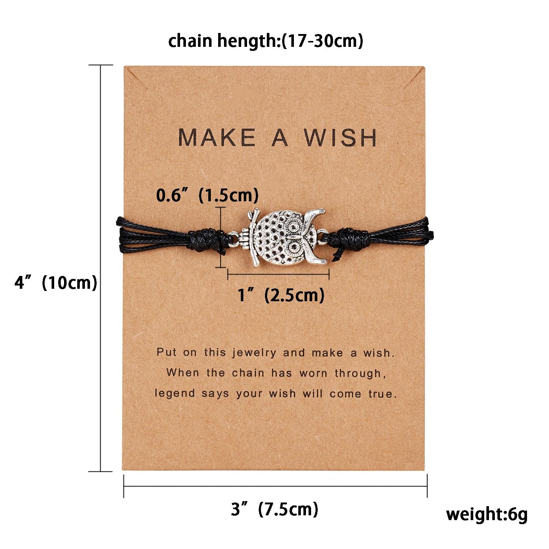 RINHOO тонкий золотой браслет в форме сердца, звезды, короны, его и ее регулируемые красные веревочные браслеты, семейная пара, подарок дружбы - Окраска металла: 6
