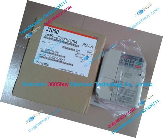 New Original 1.5KW 3 phase 220V inverter CIMR-JB2A0010BAA