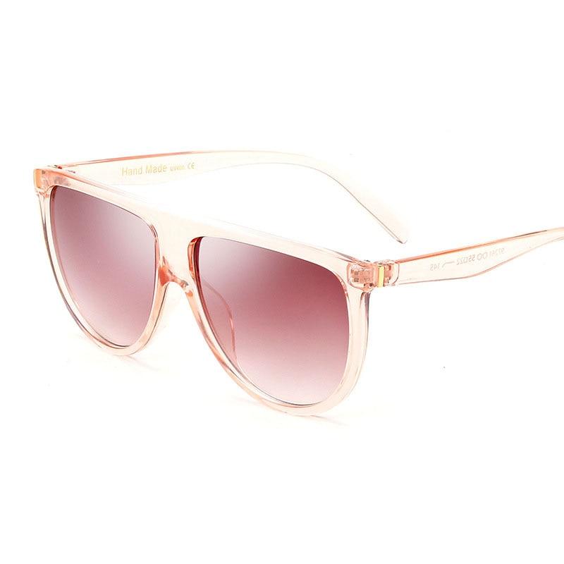 2afc53ec27 MOLNIYA Oversized Square Sunglasses Women Designer Brand Big one lens mans  black Sun Glasses female uv400 transparent Frame-in Sunglasses from Apparel  ...