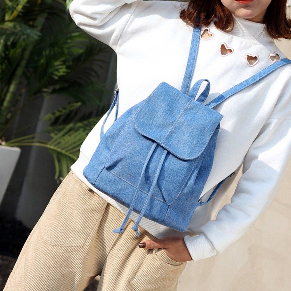 mochila de lona para mulheres Shape : Vertical Square