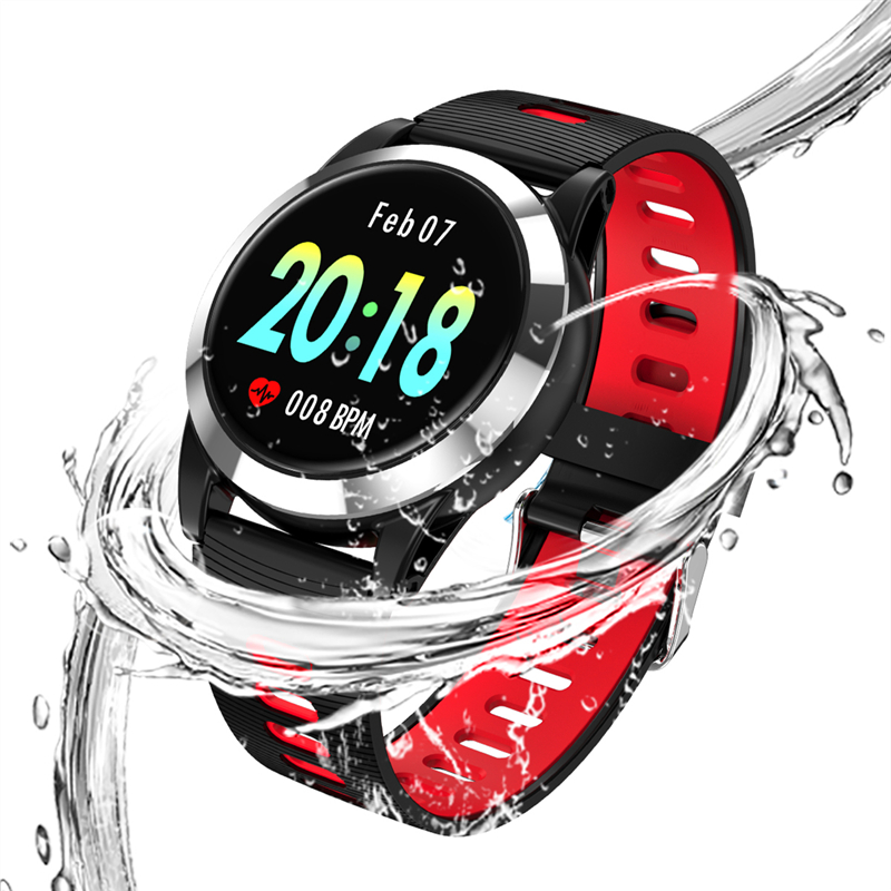 OGEDA Smart Watch Bluetooth Fitness Tracker heart rate sleep Monitoring calorie smart watch IP67 Waterproof Men's sports band цены онлайн
