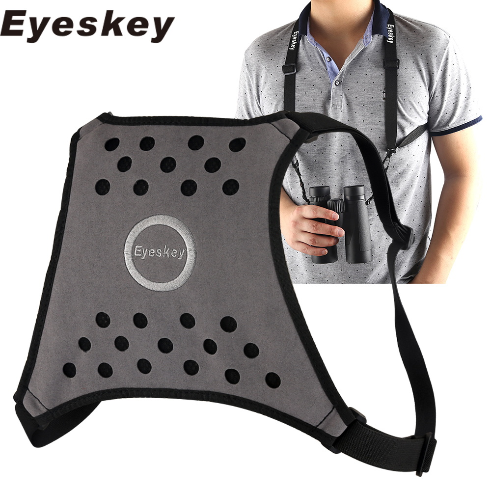 Eyeskey 4 Way Adjustable Binoculars Strap Harness Strap Great for Binoculars Cameras and font b Rangefinders