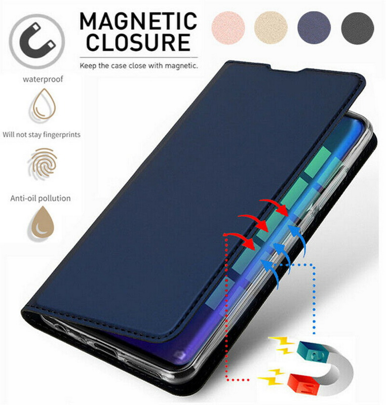 Magnetic Flip Wallet Case For Xiaomi Mi 9 Slim PU Leather Card Holder Stand Cover For Coque Xiaomi Redmi K20 Pro 7 Capa Fundas