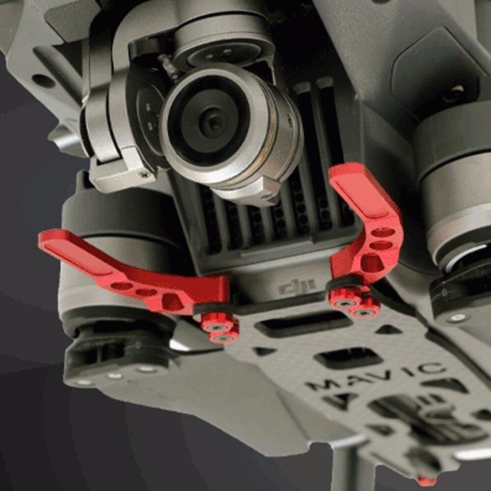 Mavic Pro Gimbal Protector Protection Plate Carbon Fiber Board Camera PTZ Guard Drone Spare Parts for DJI Mavic Pro Accessory