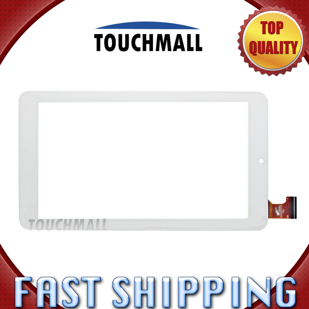 For New Touch Screen Digitizer Glass Replacement Acer Iconia One 7 B1-770 B1 770 A5007 7-inch White Free Shipping