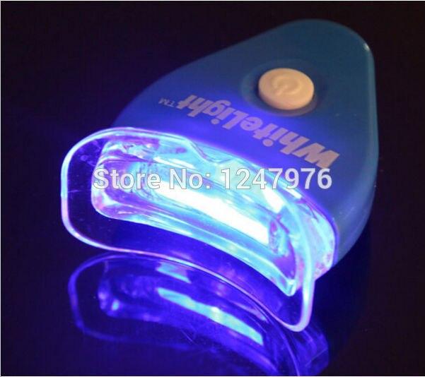 Bright Smile New Dental White Teeth Whitening with LED Light For men women care Tooth health Whitener Kit