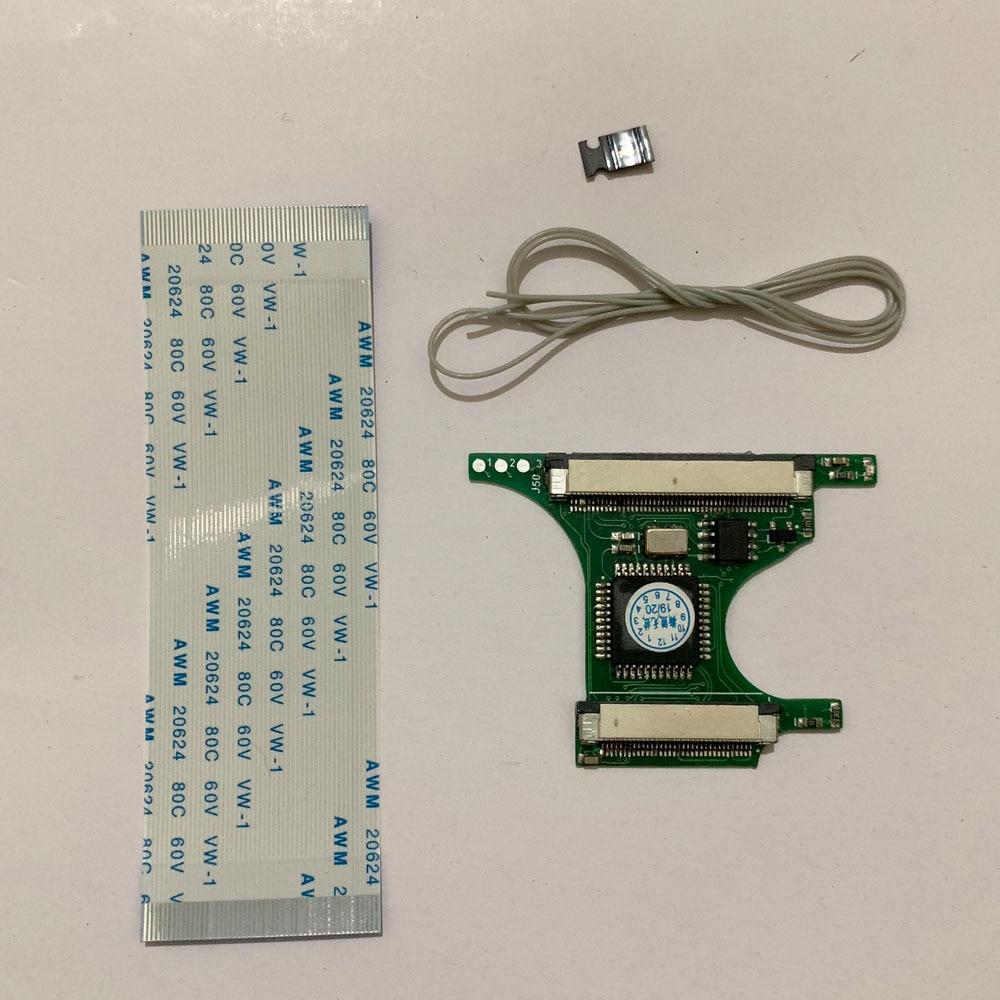 GBC Flex Kabel Vijf niveau helderheid met geheugen GBC Backlight Mod Adapter vervanging voor Nintendo game console accessoires-in Vervangende onderdelen en toebehoren van Consumentenelektronica op  Groep 1