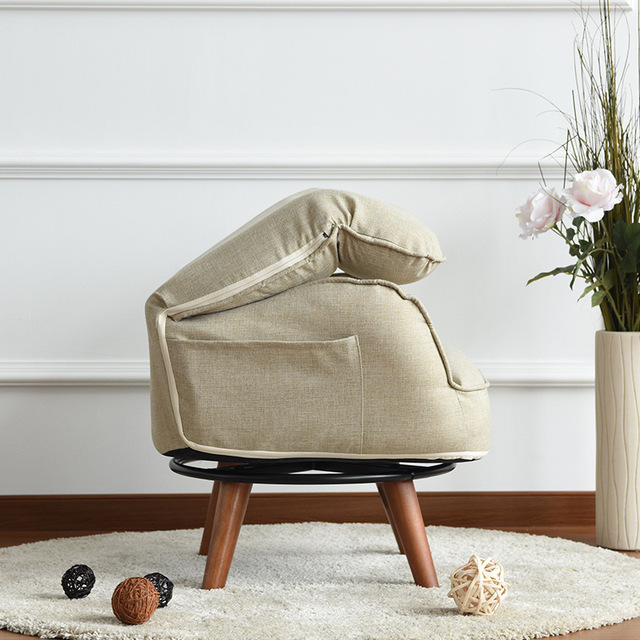 Contemporary Swivel Accent Arm Chair 4