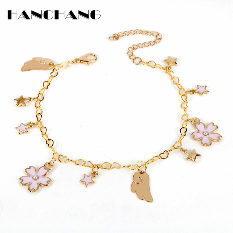Anime Jewelry Card Captor Sakura Bracelets