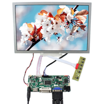 "HDMI DVI VGA LCD Controller Board With 12.1"" AA121TD02 1280x800 LCD Screen"