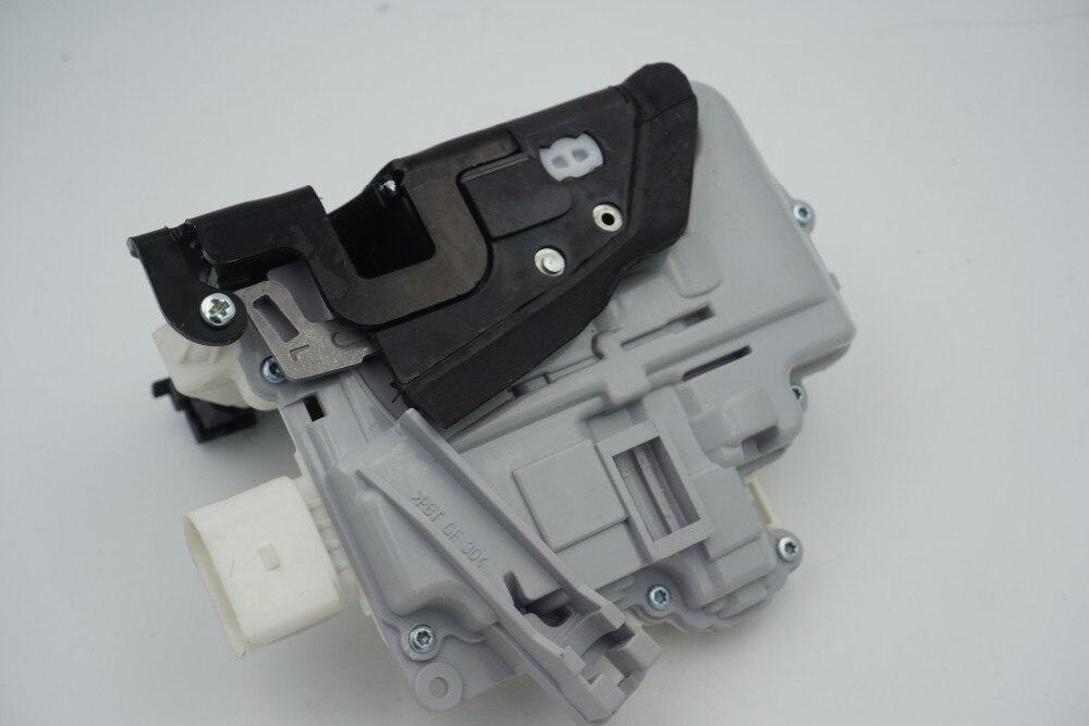 FOR VW PASSAT 3C TIGUAN AUDI Q7 FRONT LEFT PASSENGER SIDE DOOR LOCK MECHANISM