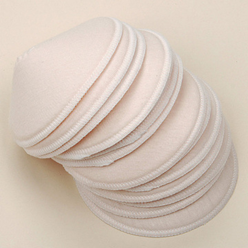 10 Pcs/Lot Absorbent Breast Pads Reusable Washable Breast Feeding Baby Nursing Pads Cotton Pad Feeding Nursing Cover