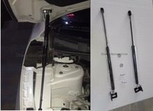 FIT עבור ניסן הקאשקאי J11 2014 2019 אביזרי רכב מצנפת הוד גז הלם יתד תמיכת רכב סטיילינג
