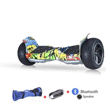 Hummer hoverboard electric scooter skateboard Gyroscope Samsung Battery Self Balancing Scooter skateboard Bluetooth Hover Board 1