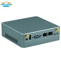 Partaker N2 Intel Mini PC Fanless With Dual Lan Dual HDMI Inter Core i5 4200u