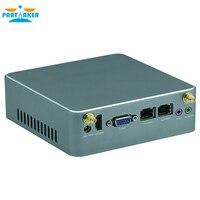 Partaker N2 Intel Mini PC Fanless LAN Dual Dual HDMI Inter Core i5 4200U mini pc fanless i5 4200umini pc -