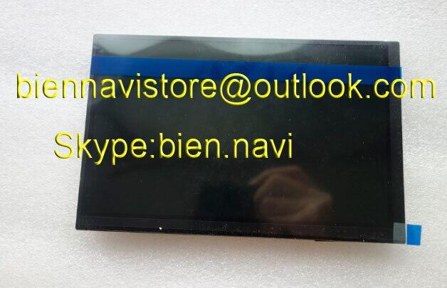 100% Nouveau et Original LAJ070T001A 7 pouce TFT Voiture LCD Écran D'affichage pour VOLVO S60 Navigation