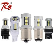 R8 2x P21W W21W LED Bulb T20 led T15 7443 W21/5W 7440 1156 1157 Car Truck Light T25 ba15s bay15d DRL Reverse Brake Lamp 12V 24V