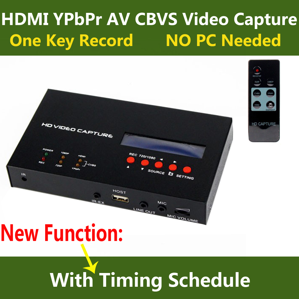 Caja original genuino ezcap 283 s hd video game capture grabadora hdmi Grabación