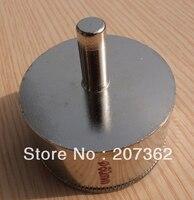 Стекло плитка Алмазный кольцевая пилы Набор: 25 шт. 60 мм диаметр, 25 шт. 45 мм и 15 шт. 30 мм