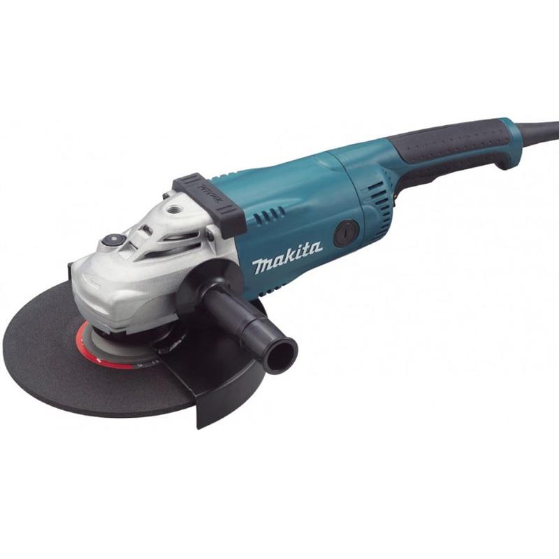 Machine grinding angle Makita GA9020 (Power Of 2200 W, 230mm, speed Hol. stroke 6600 rev/min, temperature protection) стоимость