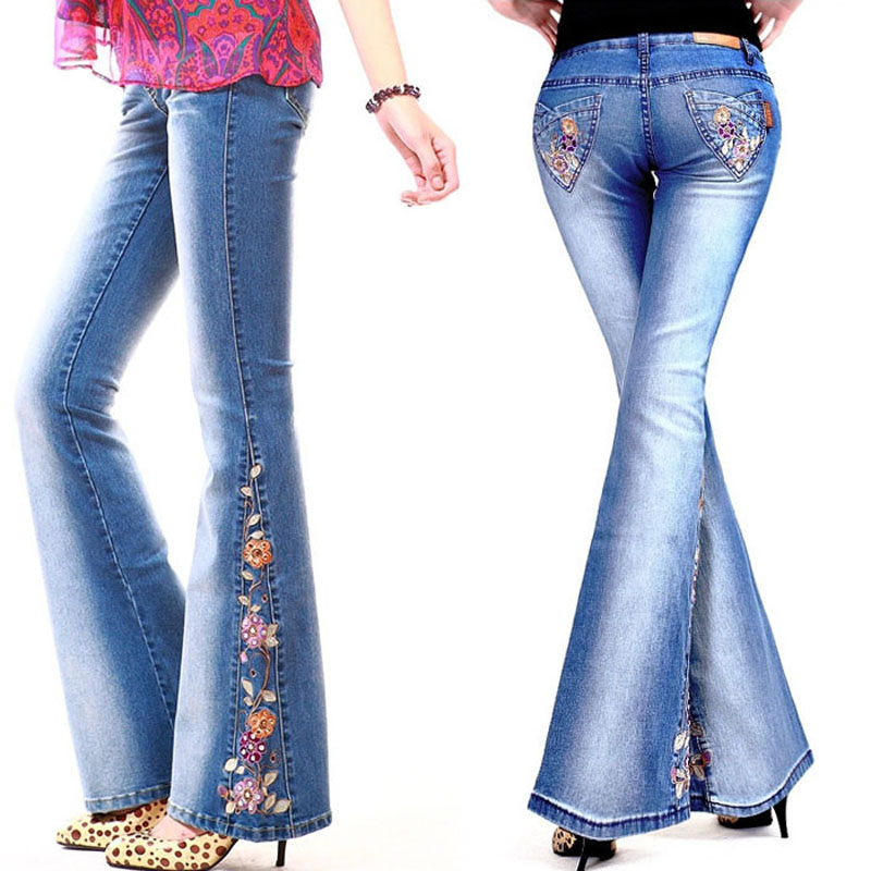Online Get Cheap Rhinestone Jeans Embroidery Pocket -Aliexpress ...