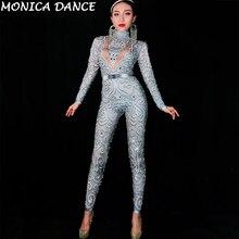 outfit Bodysuit Dança Compridas