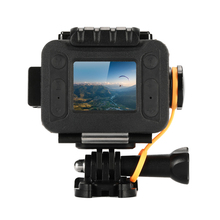 S80 Action Camera Waterproof mini Video Build-in WIFI sport DV sport camera Starlight Night Vision support external mic