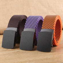High Quality Casual Nylon Belt For Men